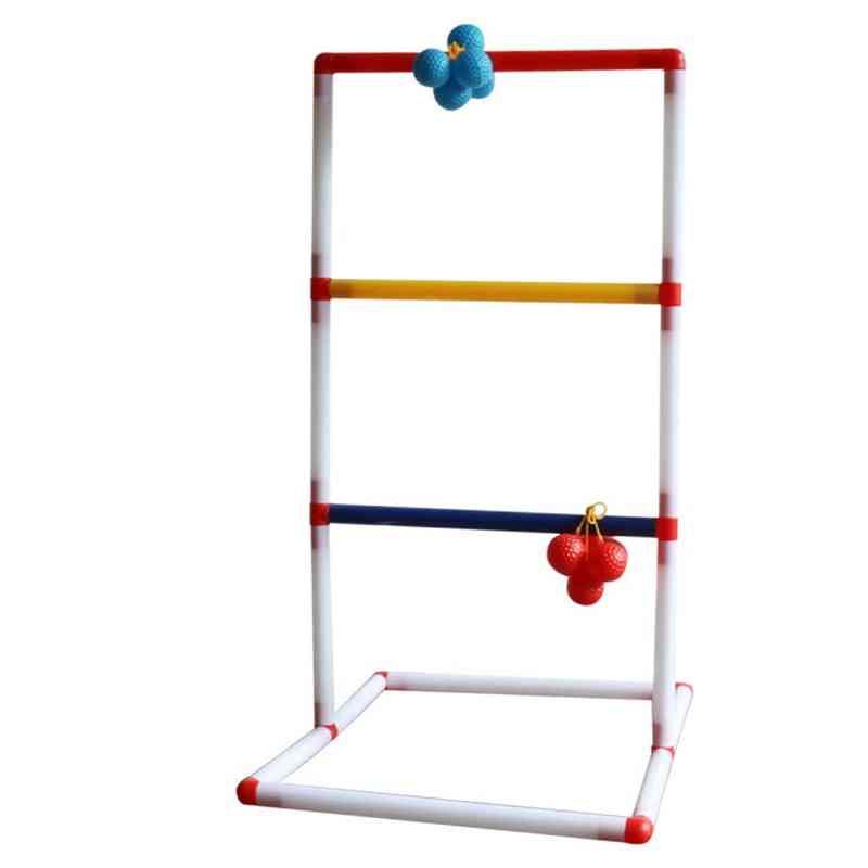 Outdoor Games Parent-child Golf Ladder Balls Toy