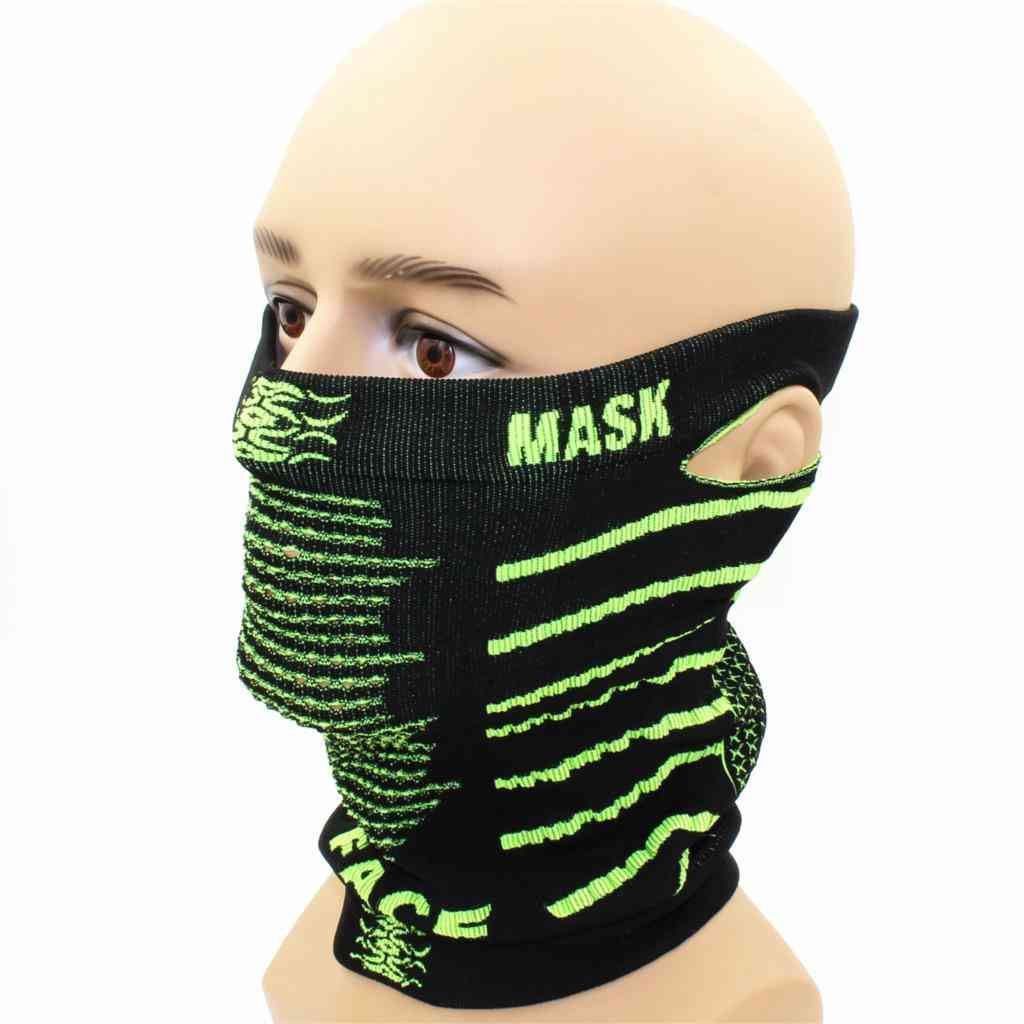Winter Warm And Windproof Face Mask For Cycling/camping/snowboard