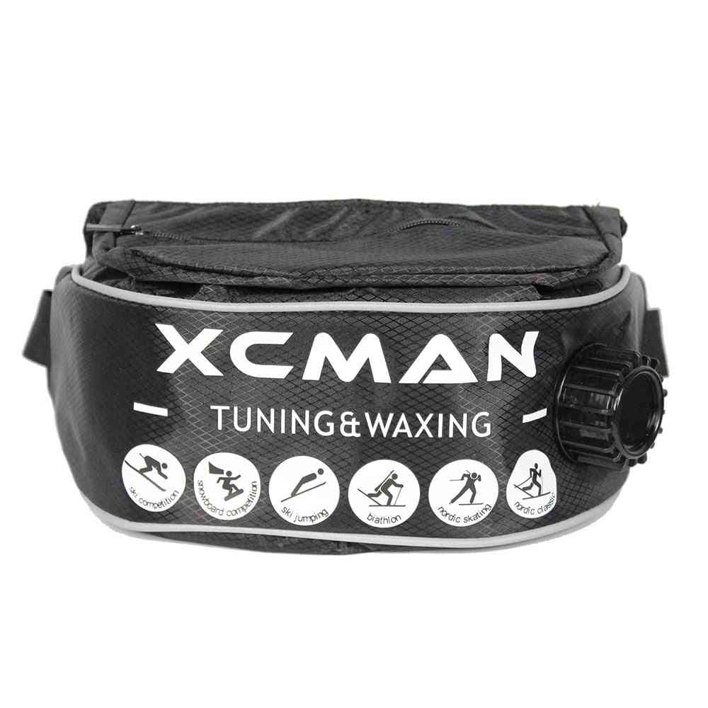 Xcman Insulated Xc Drink Belt Bottle With Pocket For Boiling Liquids Heavy-duty Thermo