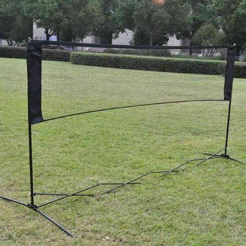 Indoor Outdoor Sports Volleyball Training Professional Standard Badminton Net