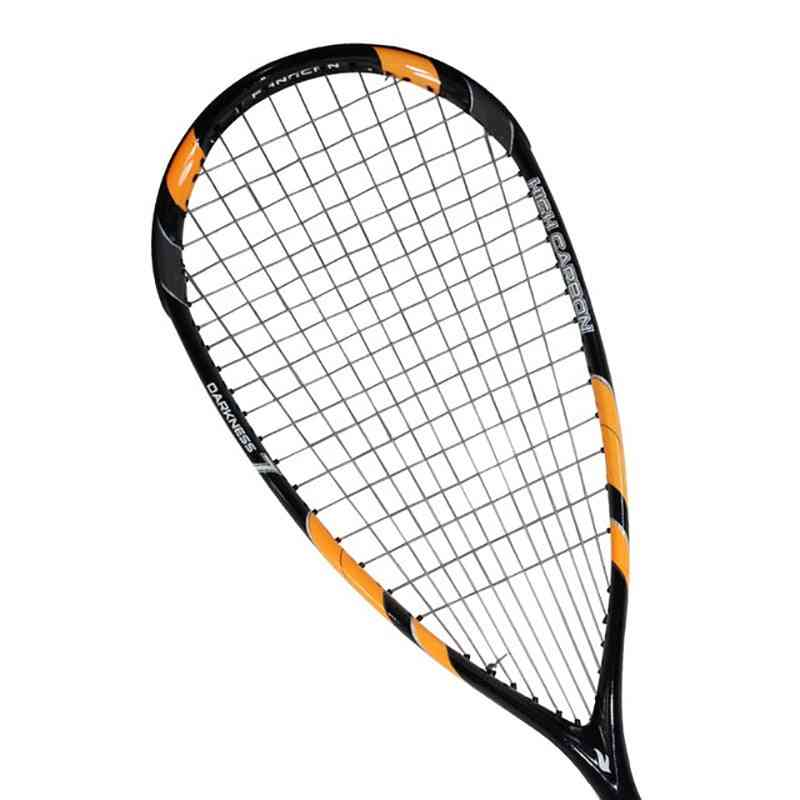 Full Carbon Fiber Sport Training Competition Light Weight Professional Squash Racket