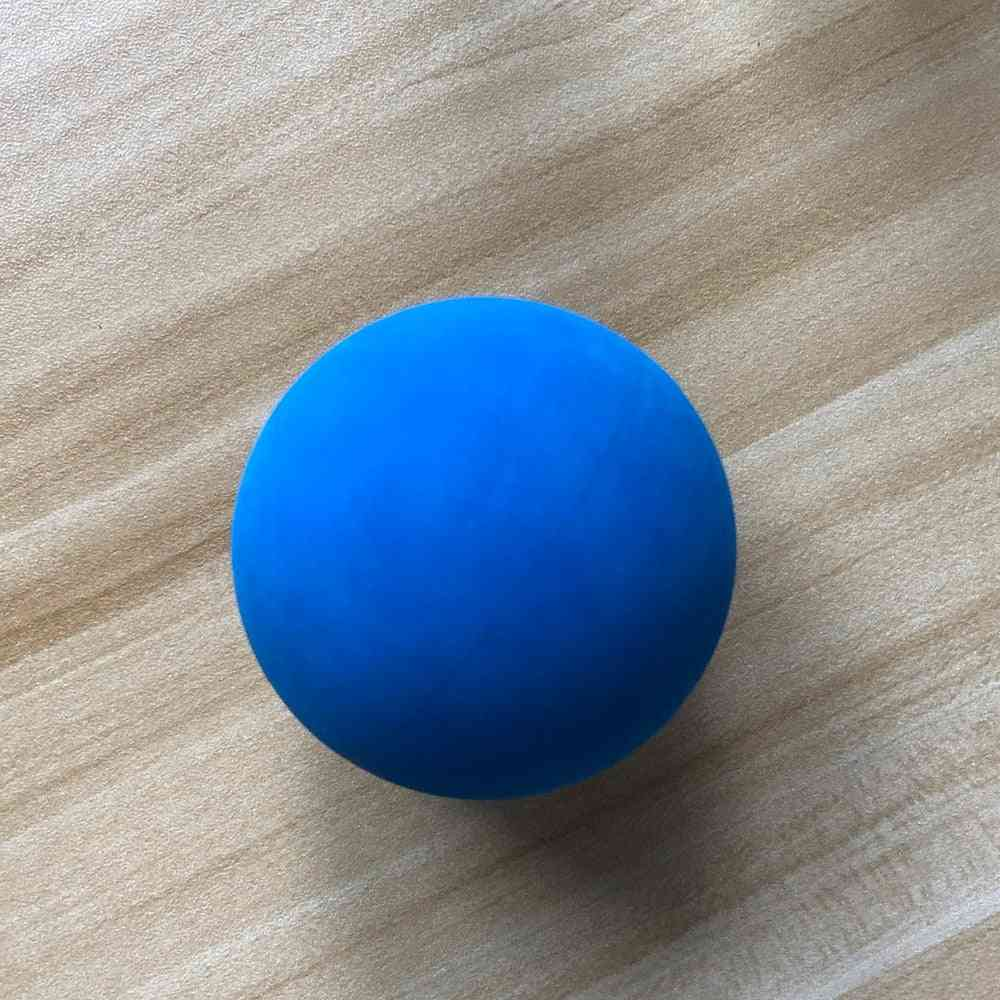 Training Competition Thickness Elasticity Squash Low Speed Rubber Hollow Ball