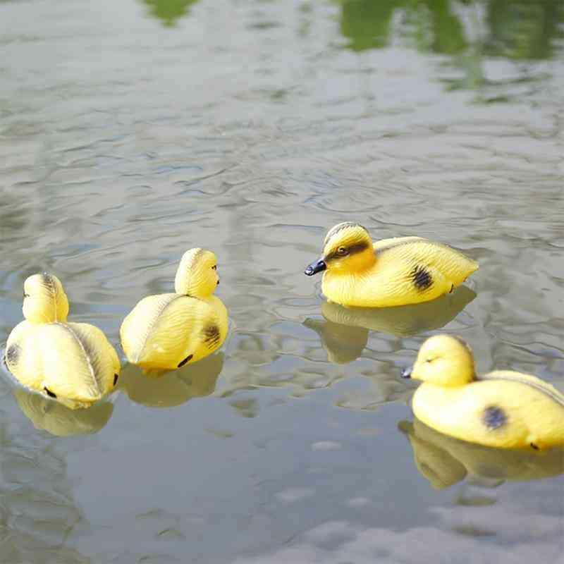 Hunting Floating Ducks Decoy, Deterrent Repeller, Shooting Pond Pool Gardening Decor