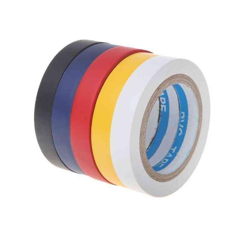 Tennis Badminton Squash Racket Grip, Sealing Sticker Electrical Insulating Tape