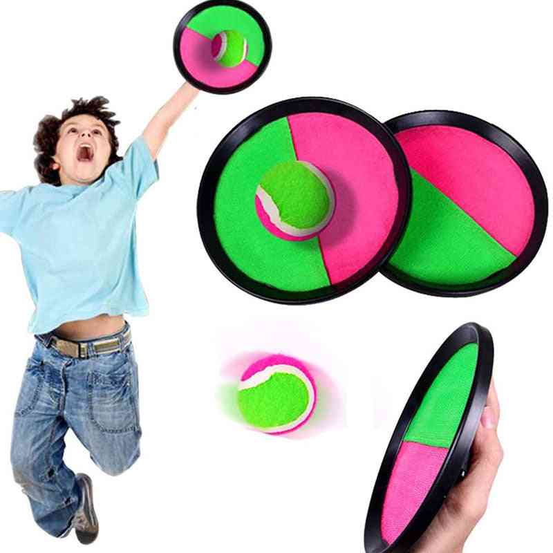 Sports Sticky Throw/catch Ball Game Kids Outdoor Family Parent-child Fun