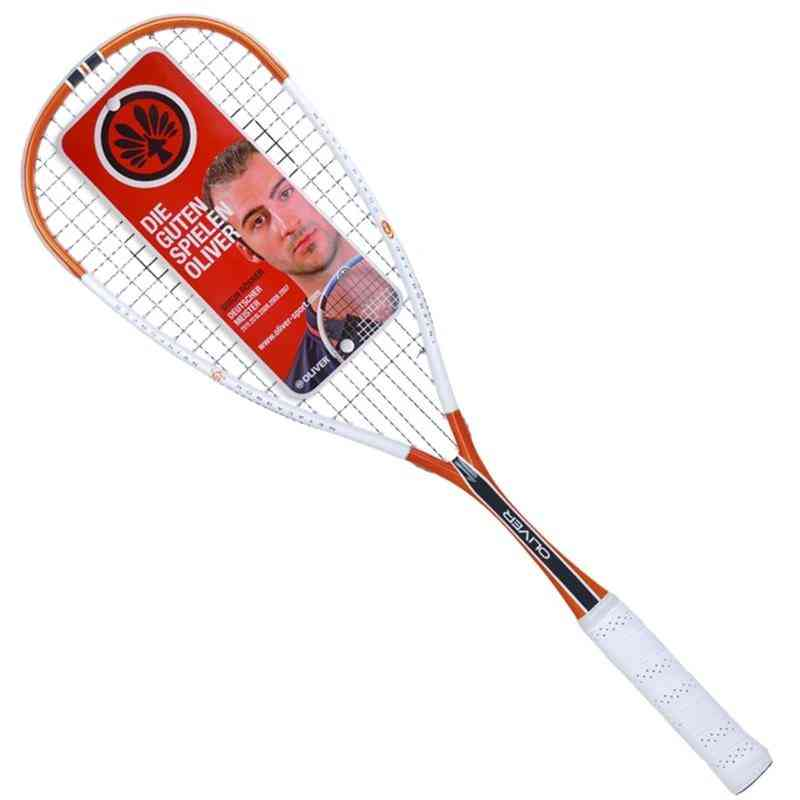 Professional Original Rackets - Racquet Meta Carbon With String