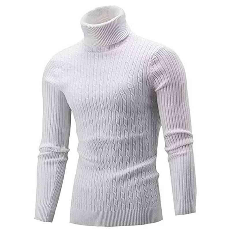Men's Sexy Slim Fit Turtleneck Sweater