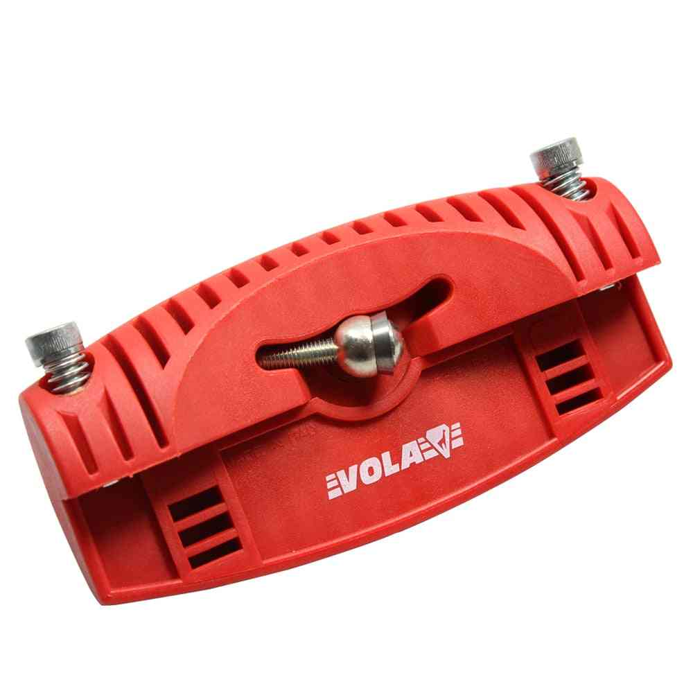 Vola Sidewall Cutter Planer Sport With A Round Blade Allowing Different Adjustments