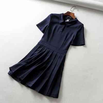 Girl Tennis Skirt Dress, Short Skirt Quick-drying Uniform Underwear Shorts