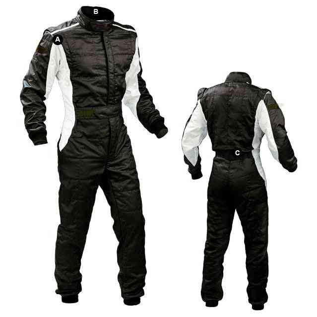 New Car Race Jacket And Pants Coverall And Men, Polyester And Not Fireproof