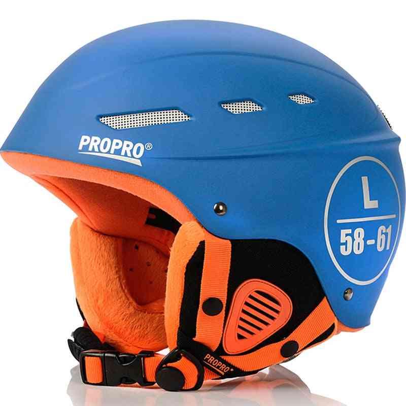 Man & Woman Ski Helmet
