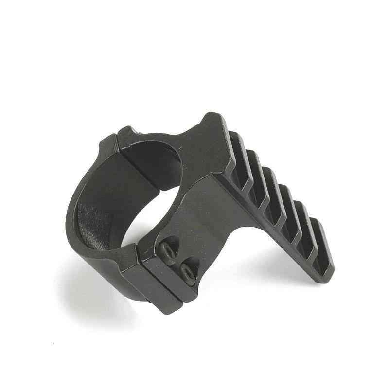Ring Adapter Weaver Picatinny Rifle, Pistol-airsoft Gun Base Scope