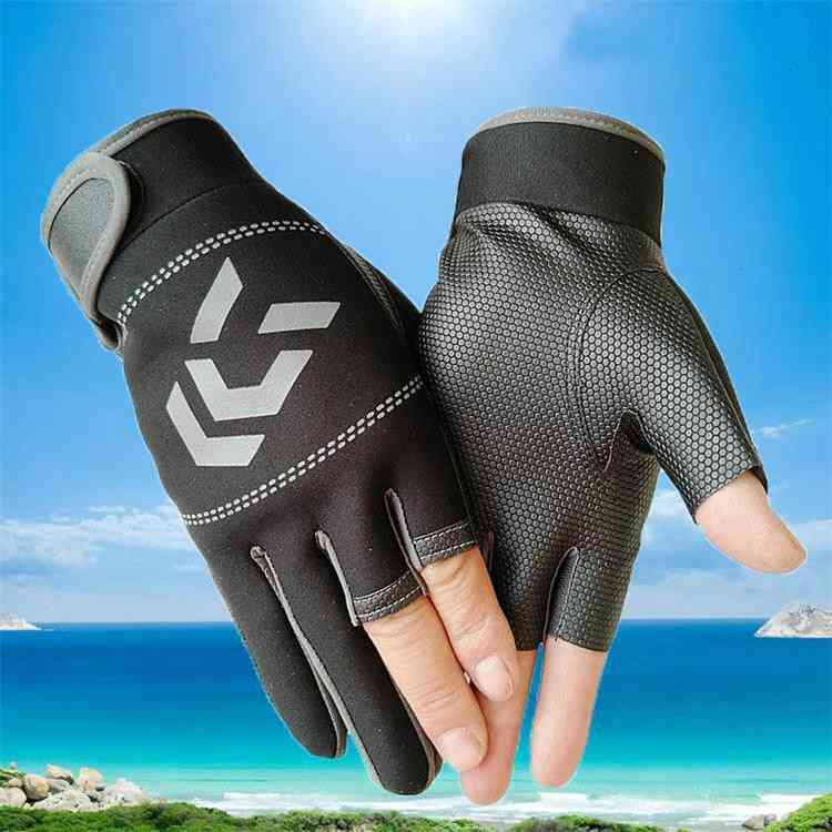 Anti-slip Fishing Gloves