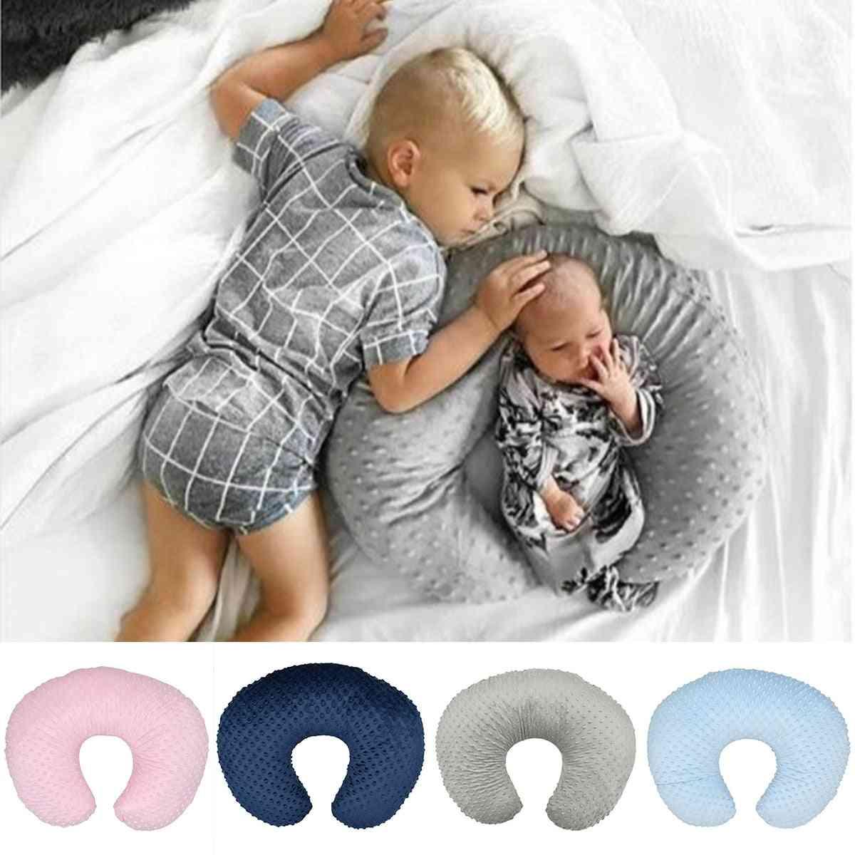 U-shaped U-shaped Breastfeeding, Soft Slip Pillow Cover
