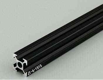 Arbitrary Cutting 1000mm-1515 Aluminum Extrusion Profile