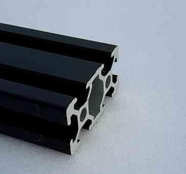 Arbitrary Cutting 1000mm 2040 Aluminum Extrusion Profile