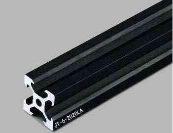 Arbitrary Cutting 1000mm  V- Slot Aluminum Extrusion Profile