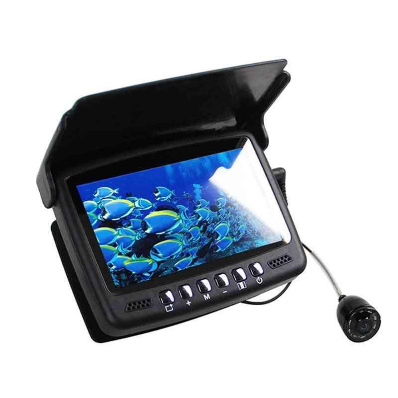 Tft Monitor, Underwater Ice Ocean Fish Finder Camera Wireless Echo Sounder