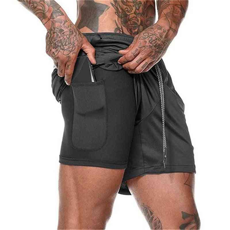 Men Sportswear Shorts- Quick Dry
