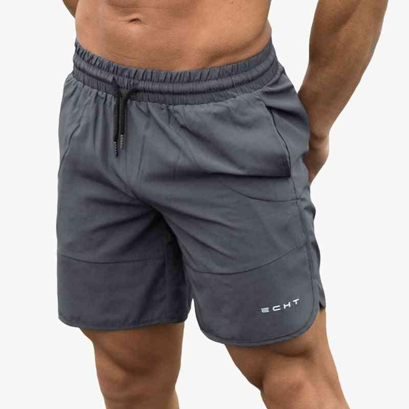 Men's Summer Gym Fitness Shorts