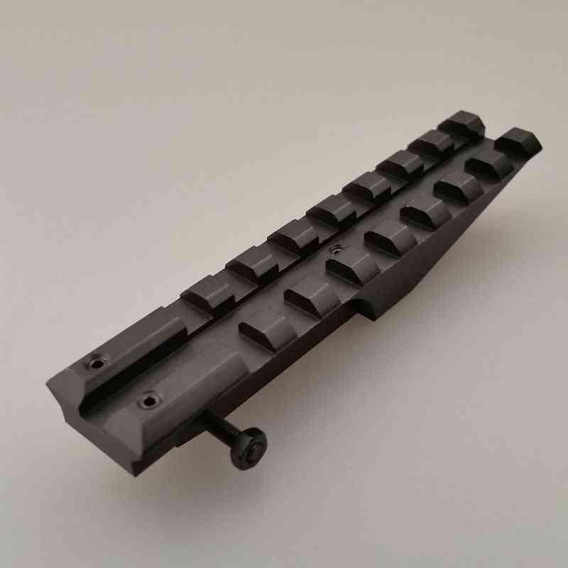 Tactical Weaver Rail Mount For Ak Series Airsoft Electric Gun Sight Rail Hunting Scope