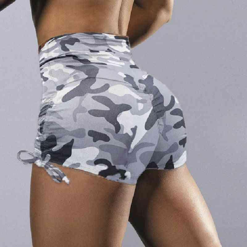 Women Sexy Yoga Shorts