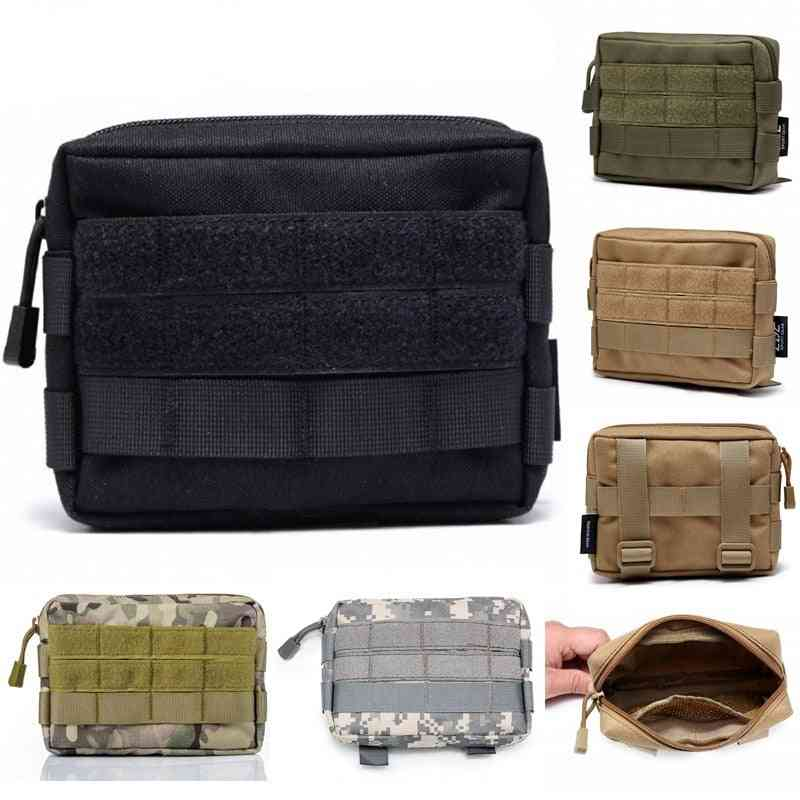 Tactical Medical First Aid Pouch, Phone Holder Case Hunting Bag