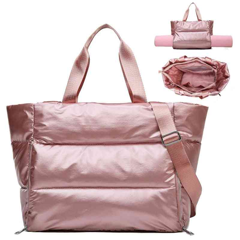Women Waterproof  Shoulder Bag For Fitness