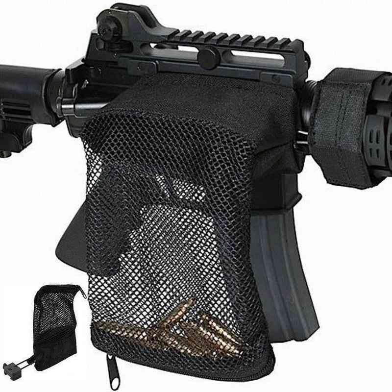 Tactical Military/army Shooting Bullet Trap Zipper Bag