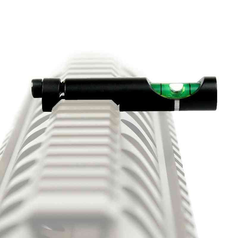 Spirit Level For Rail Rifle Sight Scope And Telescope-accurate Hunting