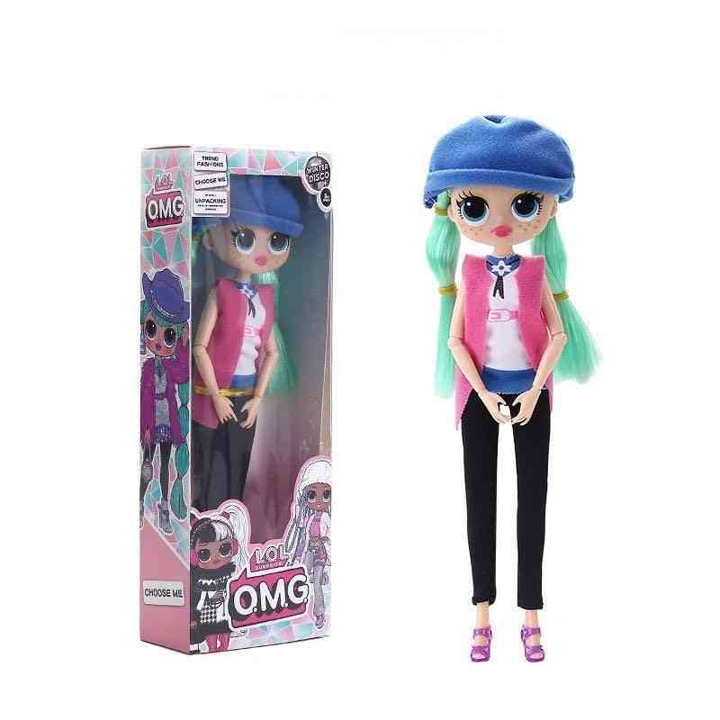 Mini Plastic Swag Doll Toy For