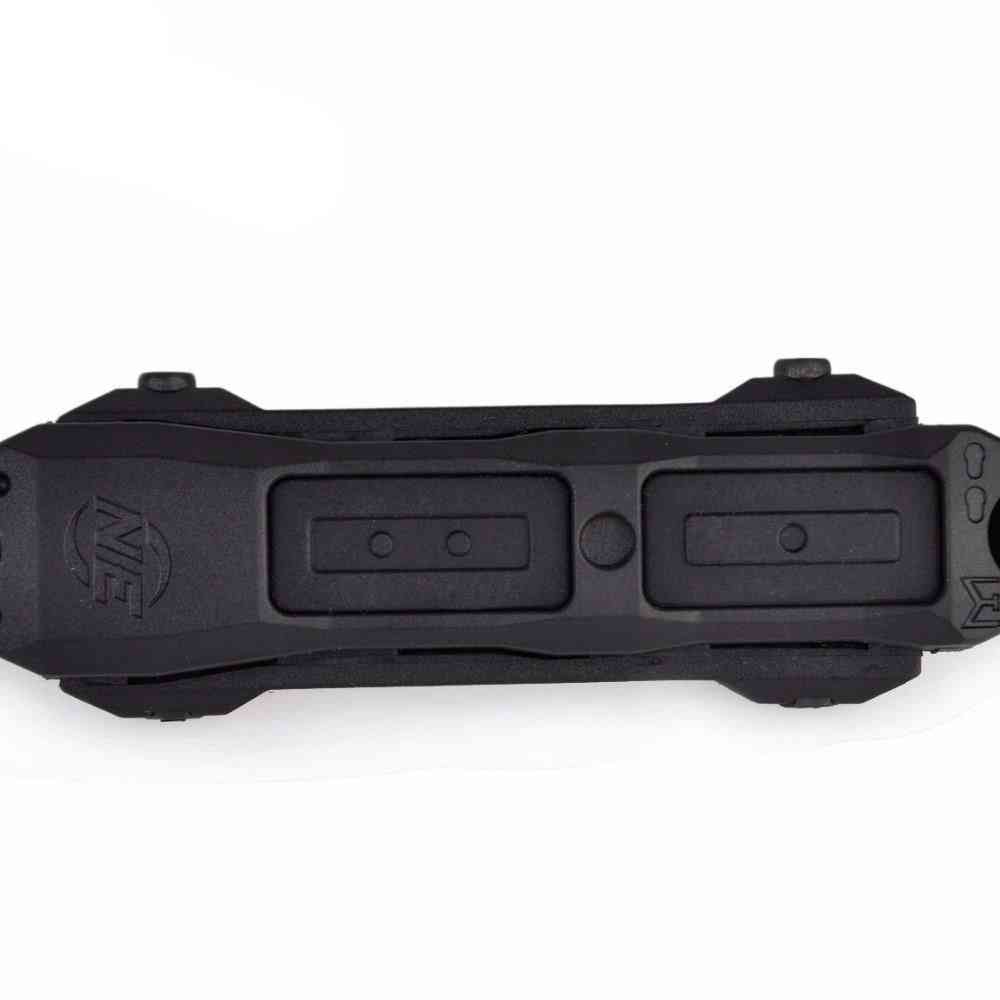Tactical Augmented Pressure Switch For Flashlight