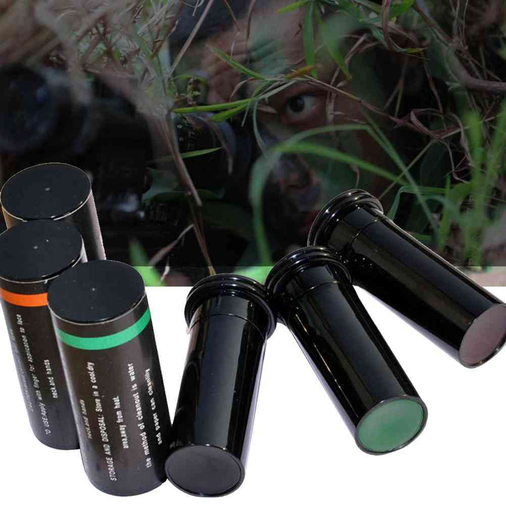 Pocket-sized Paint Stick For Outdoor Hunting Or Military Use