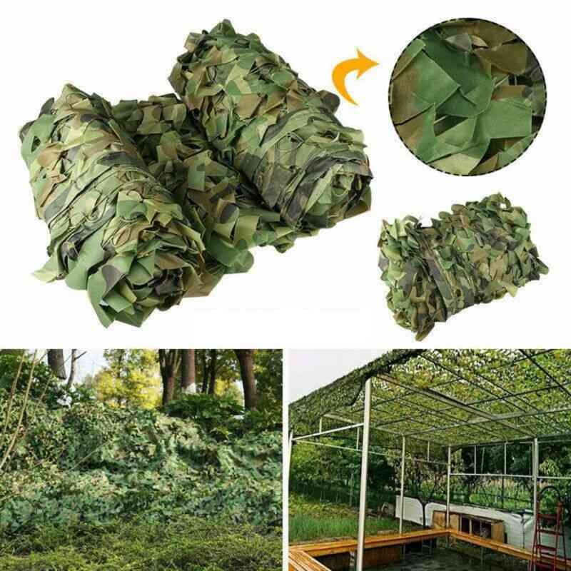 Camouflage Camping Net