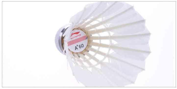 Goose Feather Badminton Speed Shuttlecock