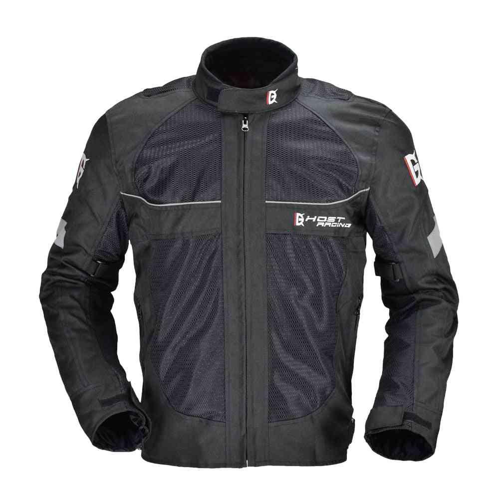 Breathable Racing/motorcycle Summer Jacket