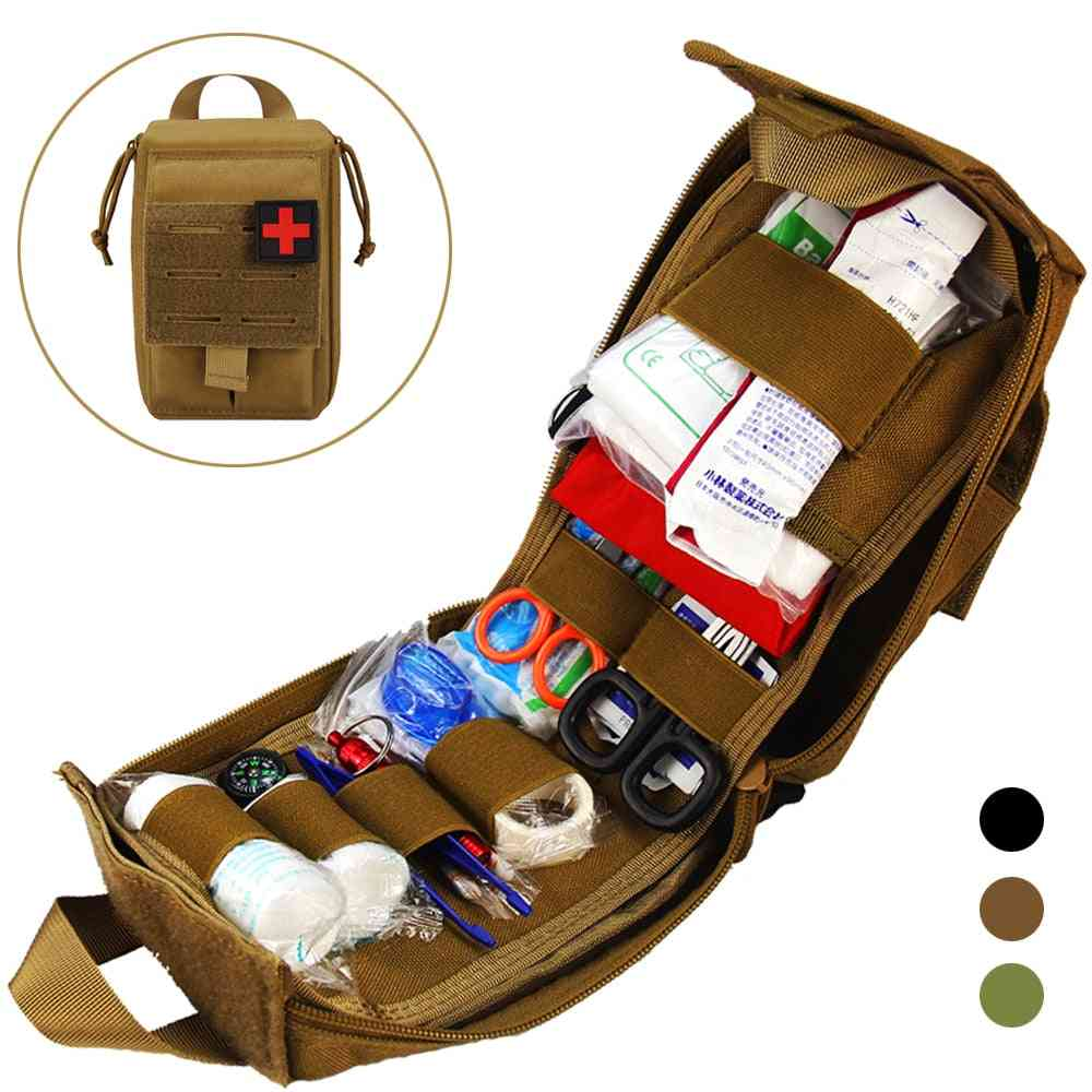 First Aid Survival, Emergency Pouch