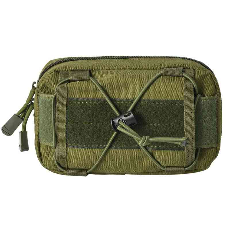Waist Bag With Extension Pocket  For Phone Storage And Other Accessories