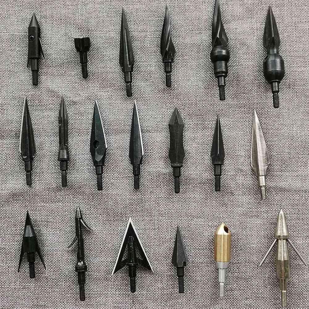Arrow Head Tips For Archery