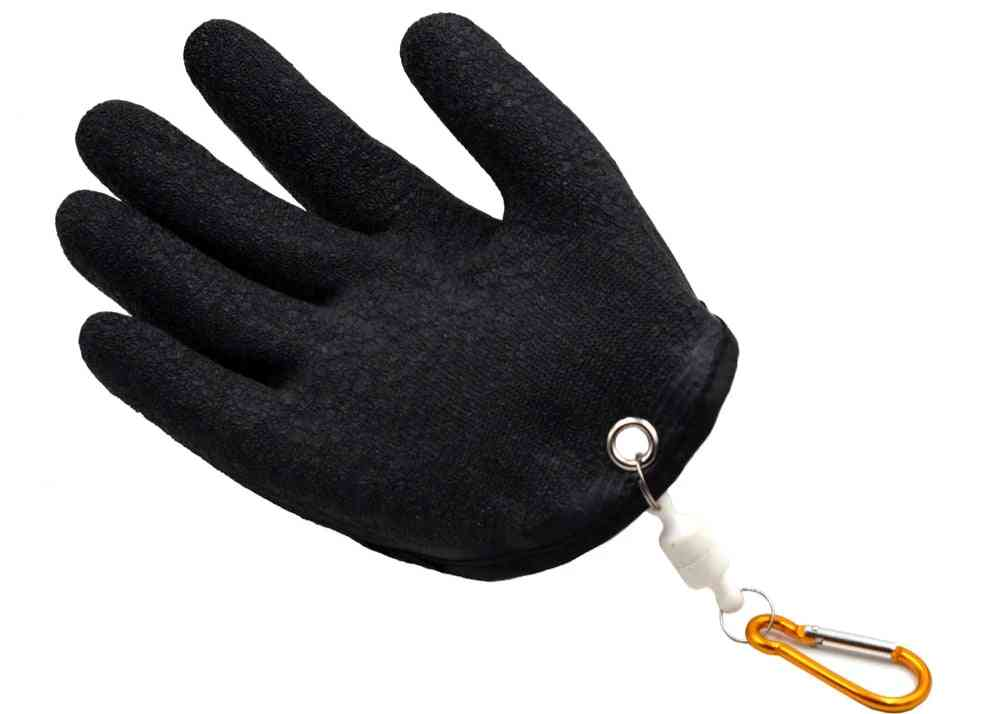 Fishing Catching Gloves, Protect Hand From Puncture Scrapes