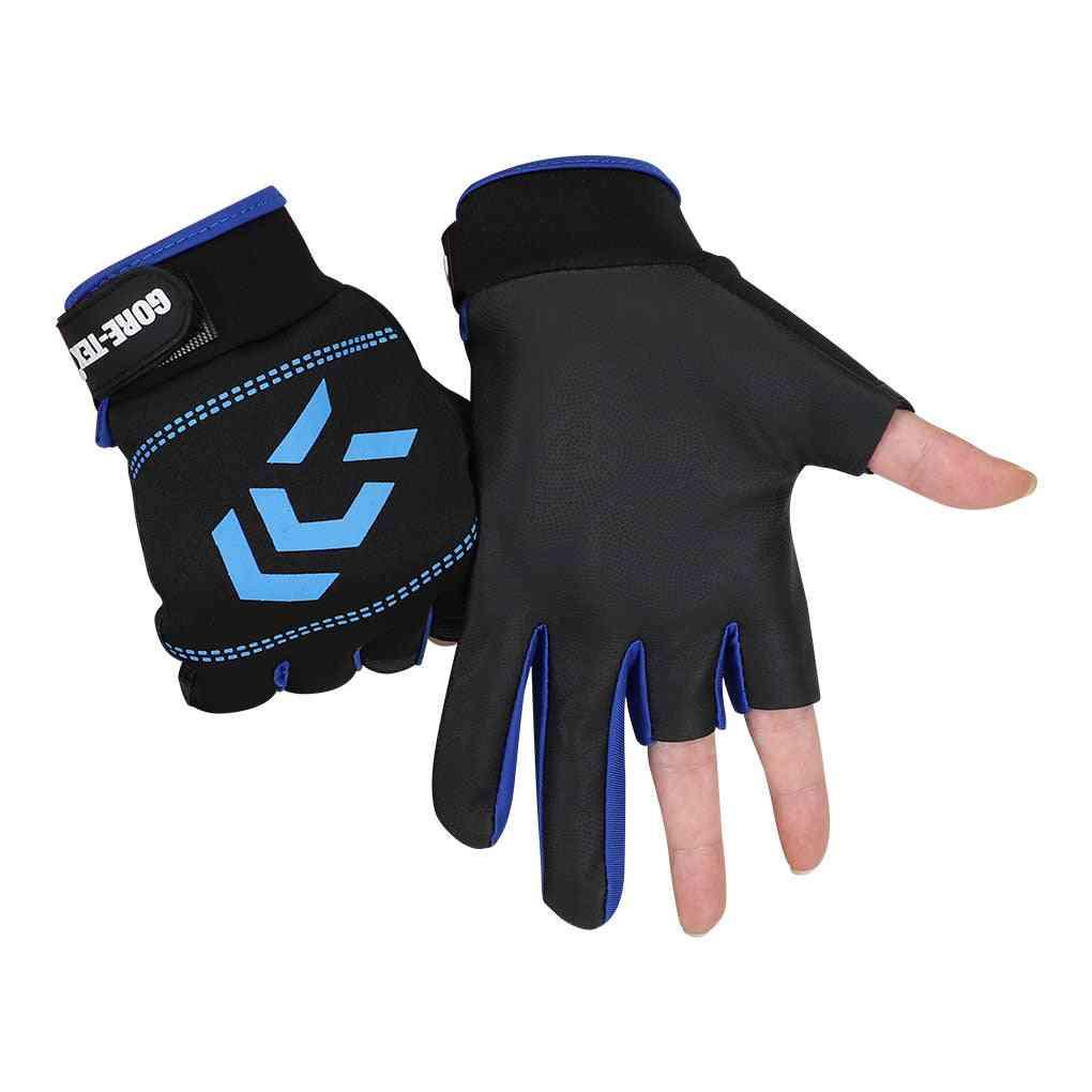 Men & Women Outdoor Anti-slip Finger Sports Ishing Gloves