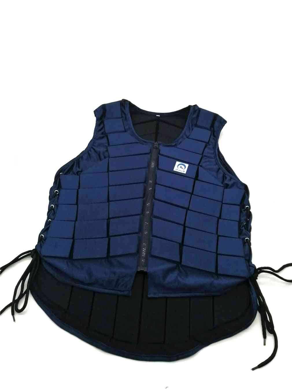 Professional Safety Armor-flexible Horse Riding Vest