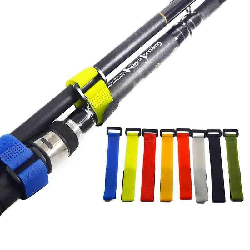 Fishing Rod Binding Velcro