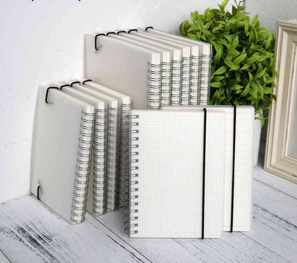 A5/a6 Spiral Notebook-to-do Diary For School/office