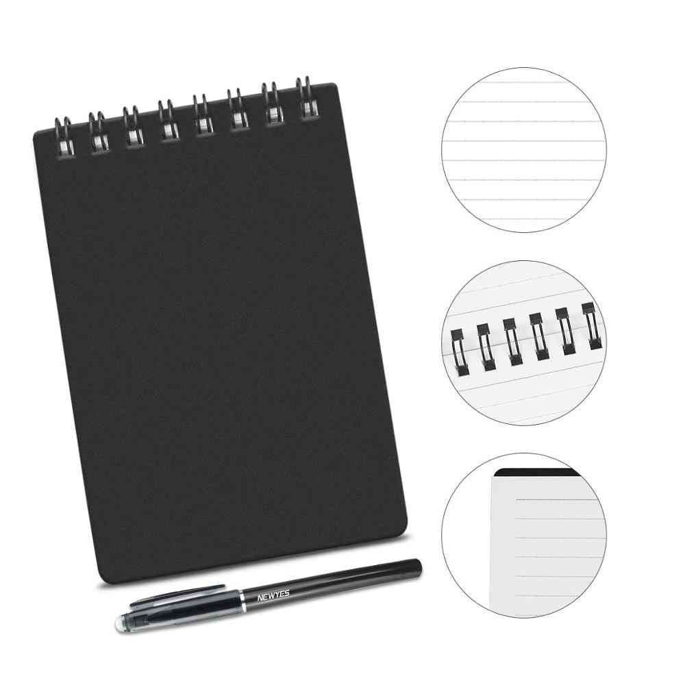 Mini Erasable And Portable-diary For Office/school