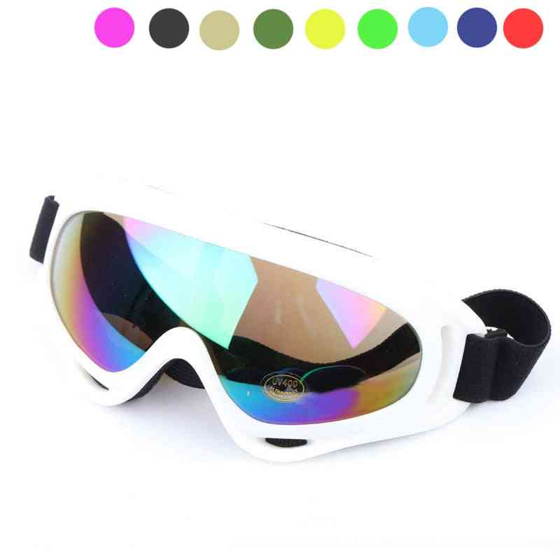 Sport Skiing Goggles With Uv Protection
