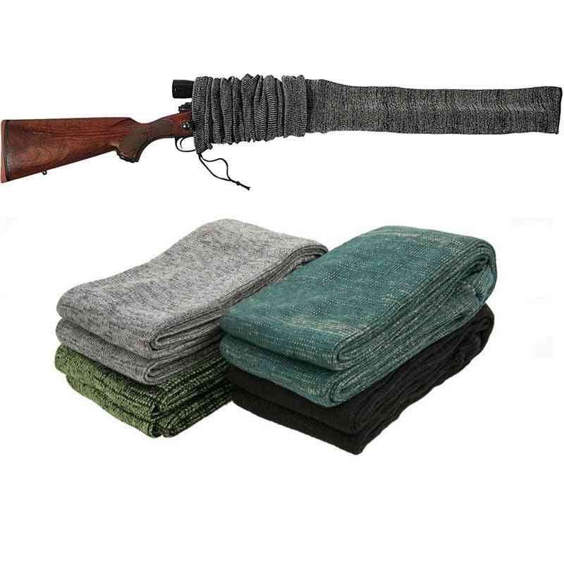 Long And Short Type-hunting Rifle Knitted Socks