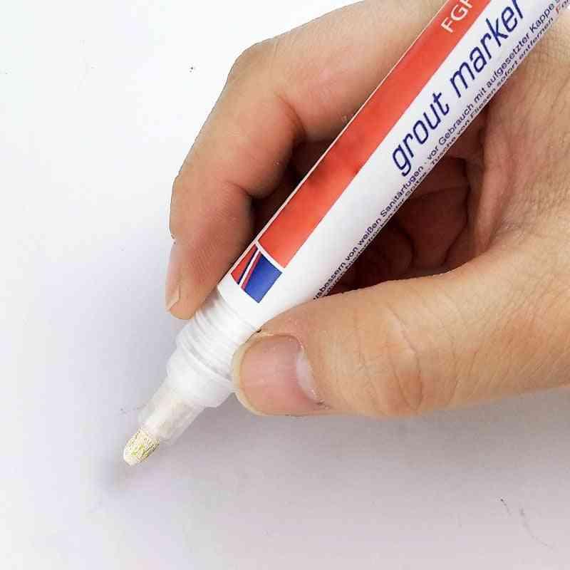 1pcs Mouldproof Mark Pen For Tile Gaps Repair