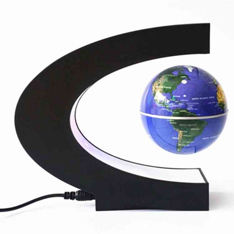 3-inch C-shaped Globe For Home Decoration