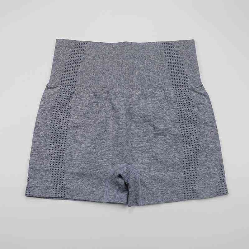 Seamless Fitness Scrunch Butt Shorts For Women